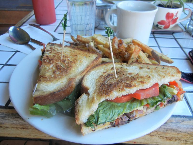 Best places for grilled cheese in Portland, Oregon