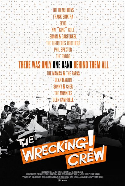 The Grammy Museum screens Denny Tedesco's 'The Wrecking Crew'