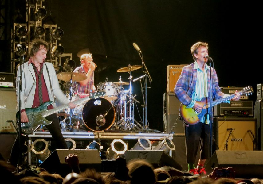 The Replacements are re-releasing their entire catalog