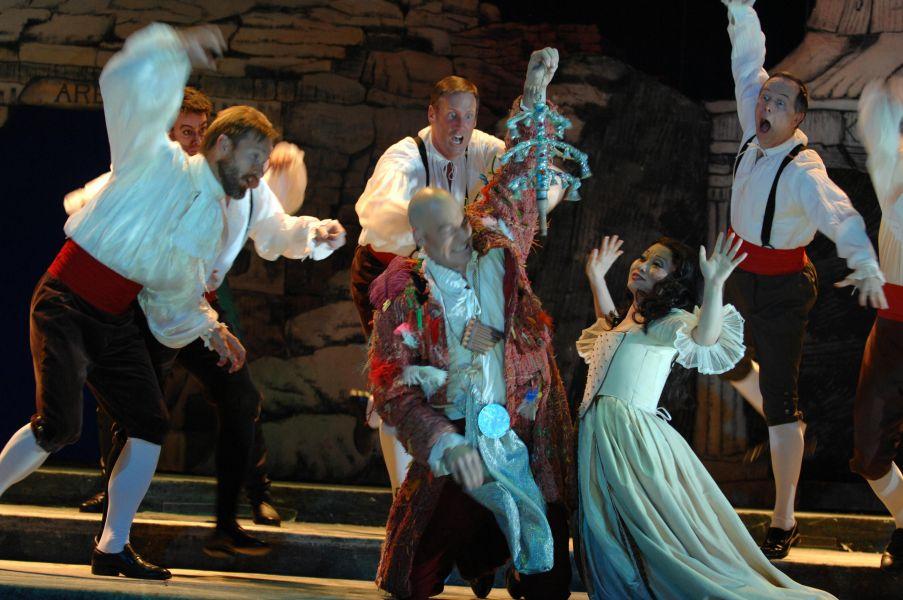 Opera Colorado presents 'The Magic Flute' at the Ellie Caulkins Opera House