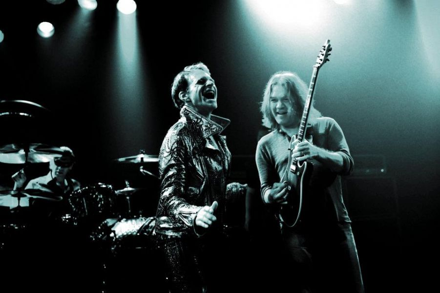 Van Halen to perform at Hershey Park Stadium in Hershey, Penn this summer