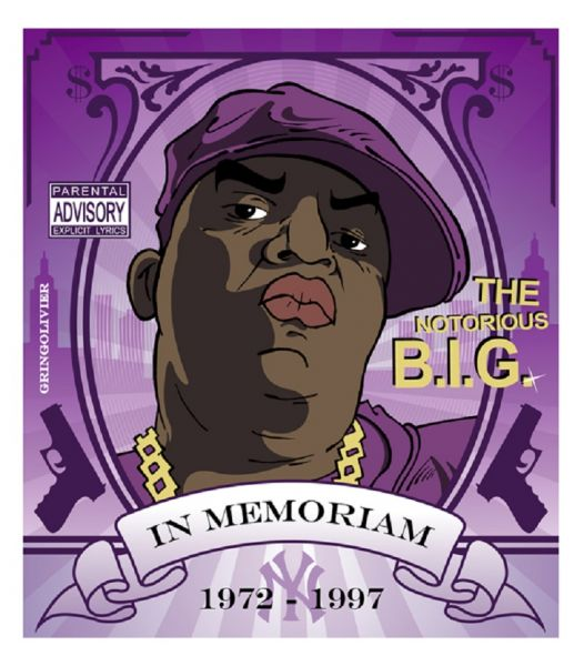 B.I.G (Biggie Smalls) 5 things you didn't know about B.I.G (Biggie Smalls)