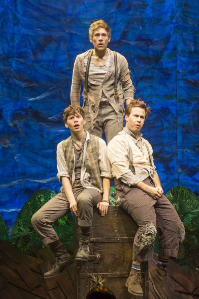 "Theater League offers ""Peter and the Starcatcher"""