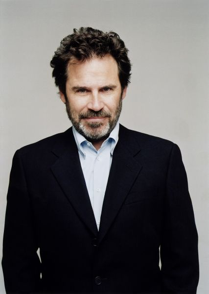 Award-Winning comedian Dennis Miller shares his opinions on stage in Las Vegas