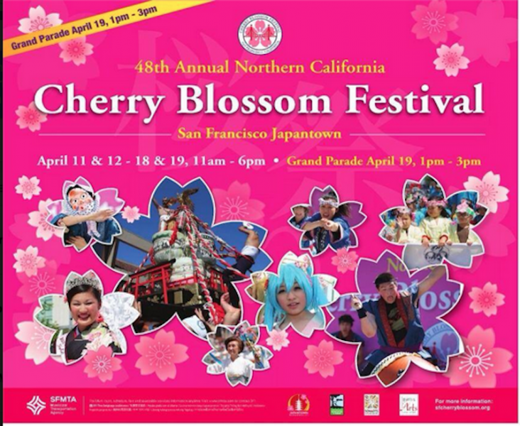 Pretty in pink: Japantown rocks the 2015 Cherry Blossom ...