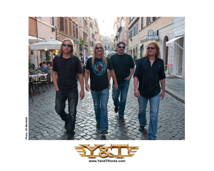 Y&T guitarist Dave Meniketti talks Sellersville, Penn tour stop, new documentary