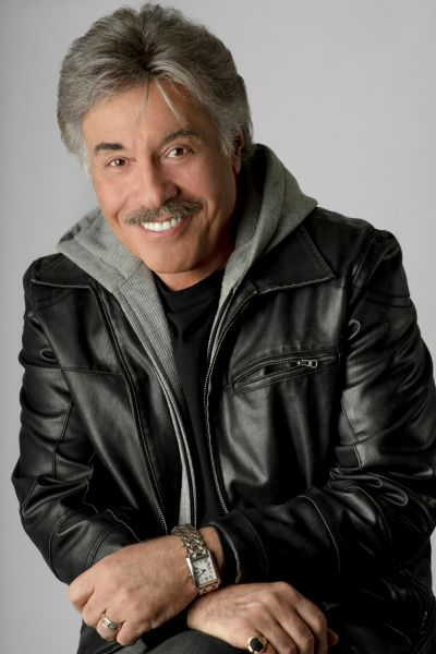 Birthday boy Tony Orlando on the greatest gift of all: performing for his fans