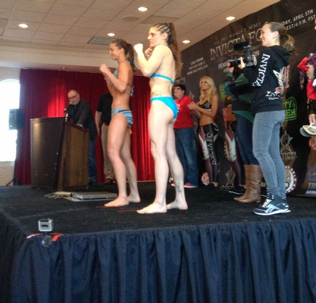UFC Fight Night 63 preview: Can Lauren Murphy inch back into title contention?