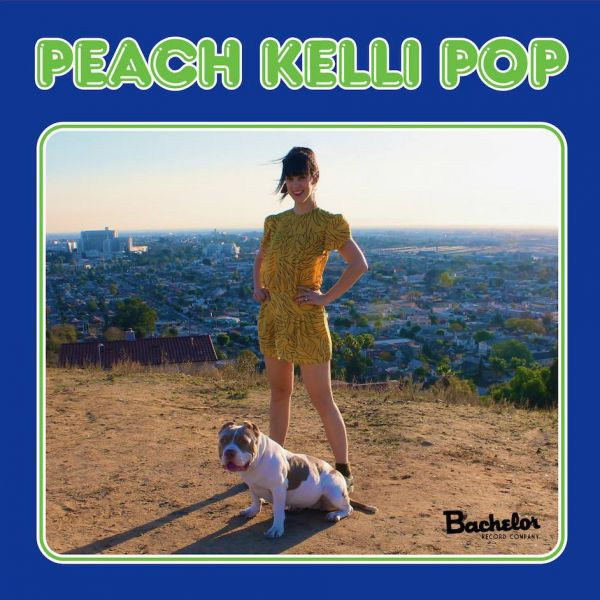 Peach Kelli Pop record release and US tour in April