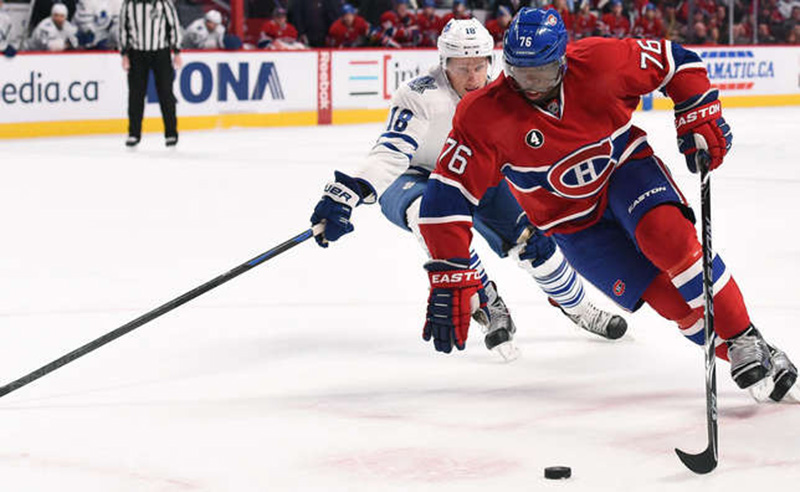 Subban honored as NHL star of the week