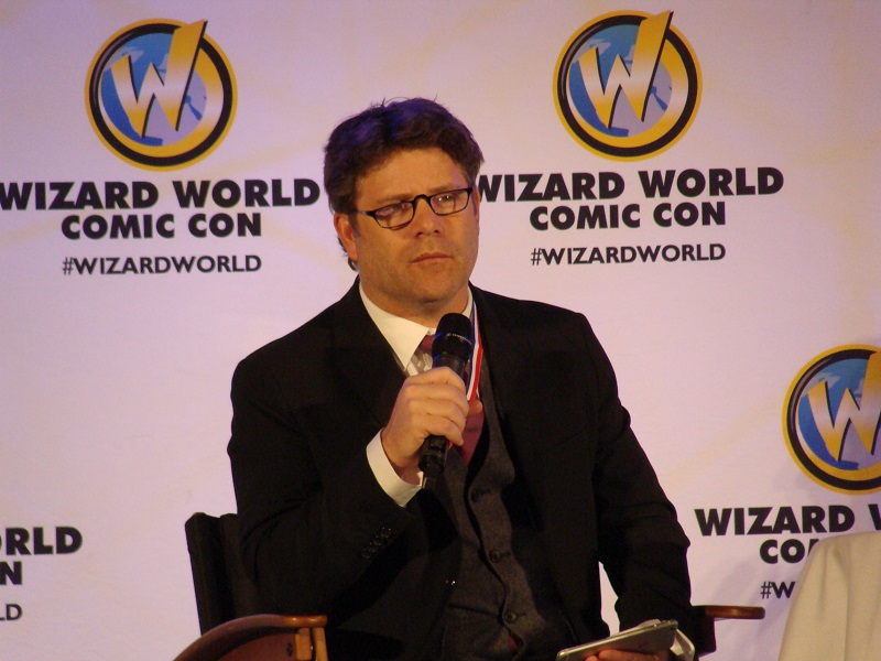Sean Astin talks Tolkien, Terry Pratchett, at Wizard World Comic Con Raleigh