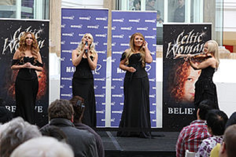 Five things you didn't know about Celtic Woman