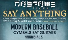 Say Anything tickets at Best Buy Theater in New York