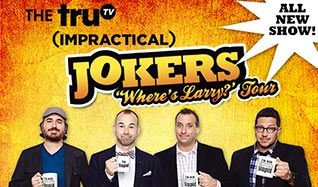 The truTV Impractical Jokers  tickets at Lyric Opera House in Baltimore