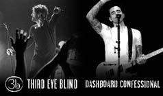Third Eye Blind and Dashboard Confessional tickets at King County's Marymoor Park in Redmond