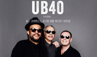 UB40 tickets at Arvest Bank Theatre at The Midland in Kansas City