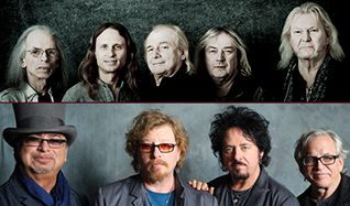 Yes / Toto tickets at The Mountain Winery in Saratoga