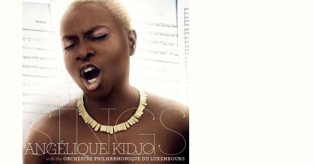Angelique Kidjo's new album 'Sings' now available