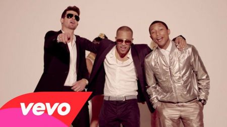 5 things you didn't know about Robin Thicke