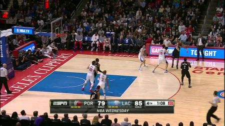 Blazers vs. Clippers game a must-win at Moda Center