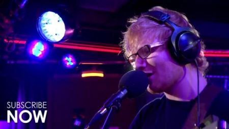 Ed Sheeran sets North American tour dates for the fall of 2015