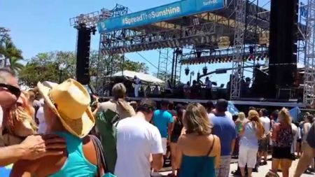 Six ways to stay hydrated during Sunfest