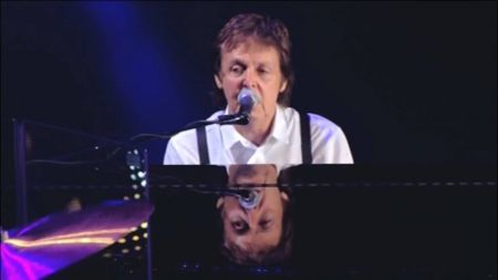 The top five all-time best lyrics of Paul McCartney
