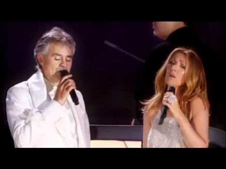 Celine Dion To Reunite With Andrea Bocelli At Benefit Concert In Las Vegas Axs