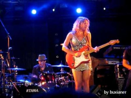 Ana Popovic brings blues to Black Oak Casino