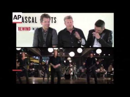 Rascal Flatts wants redemption in ACM performance with Christina Aguilera