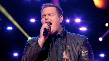 Brian Johnson eliminated on 'The Voice': 'I'm extremely okay with everything'