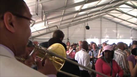 The history of New Orleans Jazz & Heritage Festival