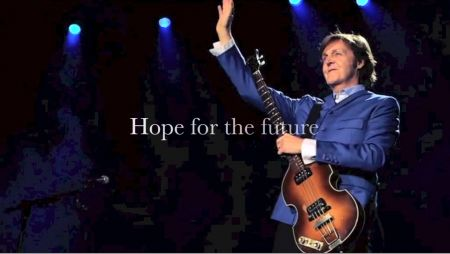 Paul McCartney unveils first 2015 U.S. arena date in Philadelphia