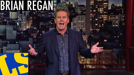 Stand-up comic Brian Regan to play DPAC on Oct. 9
