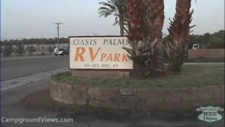 Oasis Palms adds to the Stagecoach experience