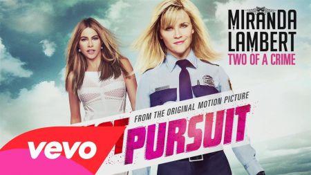 Listen: Miranda Lambert drops 'Two of a Crime' from 'Hot Pursuit'