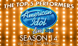 American Idol Live! tickets at The Warfield in San Francisco