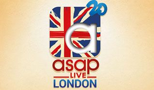 ASAP 20 Live In London 2015 tickets at The SSE Arena, Wembley in London