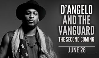 D'Angelo and The Vanguard tickets at Starland Ballroom in Sayreville
