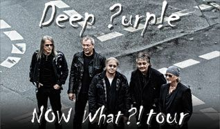 Deep Purple tickets at Freedom Hill Amphitheatre in Sterling Heights