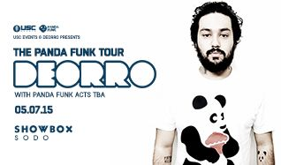 Deorro tickets at Showbox SoDo in Seattle