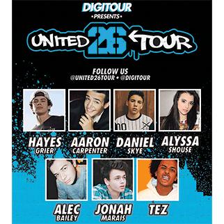 Daniel Skye Tour Tickets