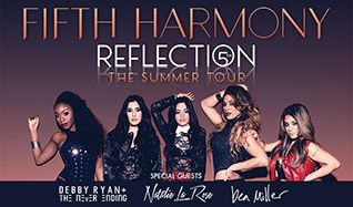 Fifth Harmony's Reflection: The Summer Tour tickets at Verizon Theatre at Grand Prairie in Grand Prairie