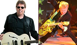 George Thorogood & The Destroyers / Brian Setzer's Rockabilly Riot  tickets at The Mountain Winery in Saratoga