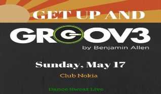 Get Up and GROOV3 tickets at Club Nokia in Los Angeles
