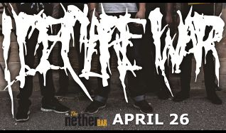 I Declare War in The Nether Bar tickets at Mill City Nights in Minneapolis