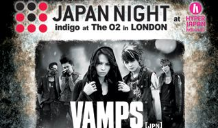 Japan Night tickets at indigo at The O2 in London