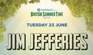 Jim Jefferies tickets at Hyde Park in London