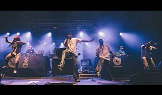 Jurassic 5 tickets at Club Nokia in Los Angeles