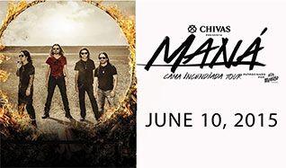 Maná tickets at Valley View Casino Center in San Diego